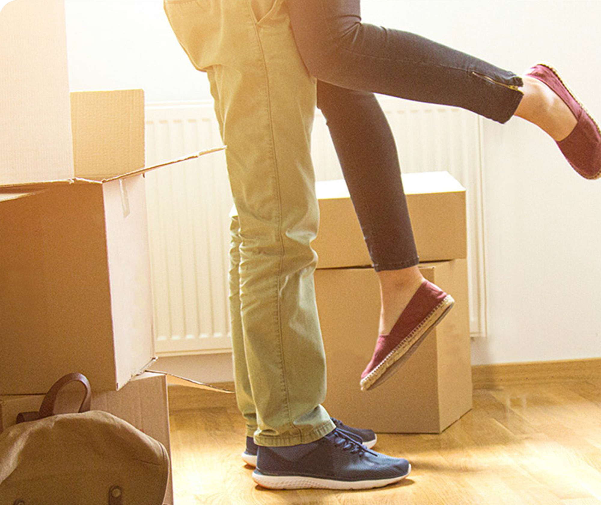 Taking the stress out of moving home